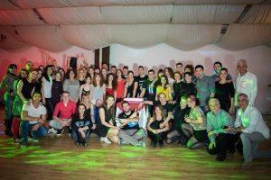 RITMO DE SALSA Velikim partyjem proslavili 4. rođendan!