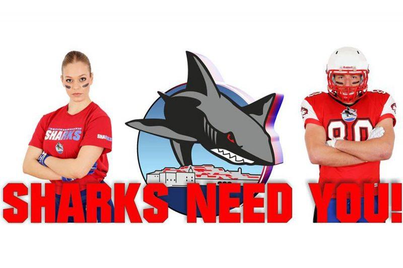DUBROVNIK SHARKS Postani dio tima, okušaj se u američkom nogometu!
