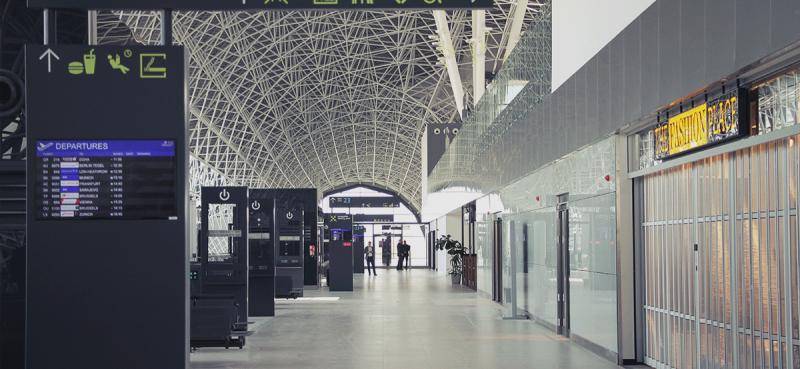 Prvi let s novog terminala zagrebačkog aerodroma kreće za Dubrovnik