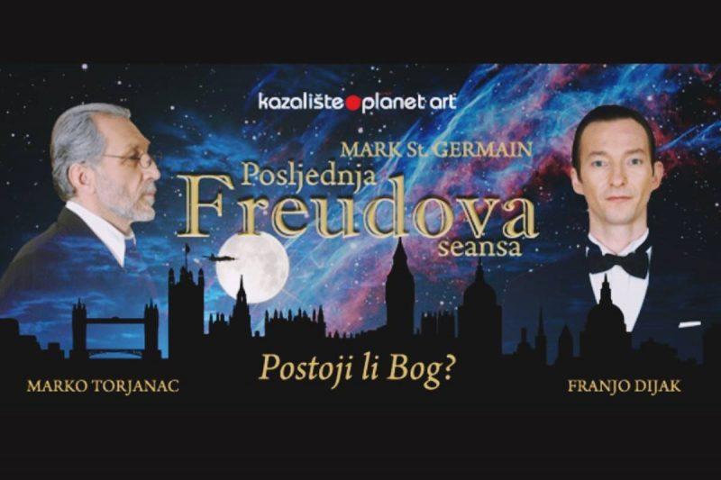 U KINU SLOBODA Ne propustite 'Posljednju Freudovu seansu'!