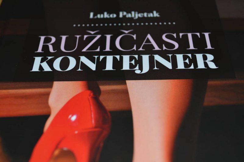 NOVA KNJIGA AKADEMIKA PALJETKA Zbirka kratkih priča 'Ružičasti kontejner'
