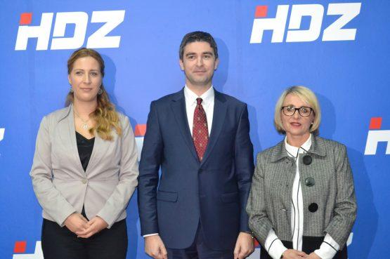 Orlanda Tokić i Jelka Tepšić kandidatkinje za zamjenice Frankoviću na lokalnim izborima