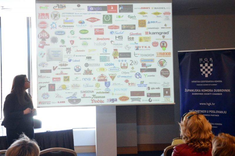 MEDITERANSKI SAJAM Antonijela Bonačić: 'Najvažnije je zadovoljstvo potrošača'