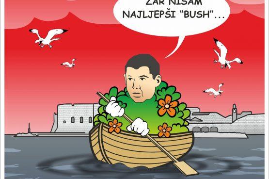 NASTANITI PRAZNO GNIJEZDO Bush i gusari iz Neretve