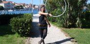 Lauren Lucio: Hula hoop majstorica izvodi akrobacije diljem svijeta
