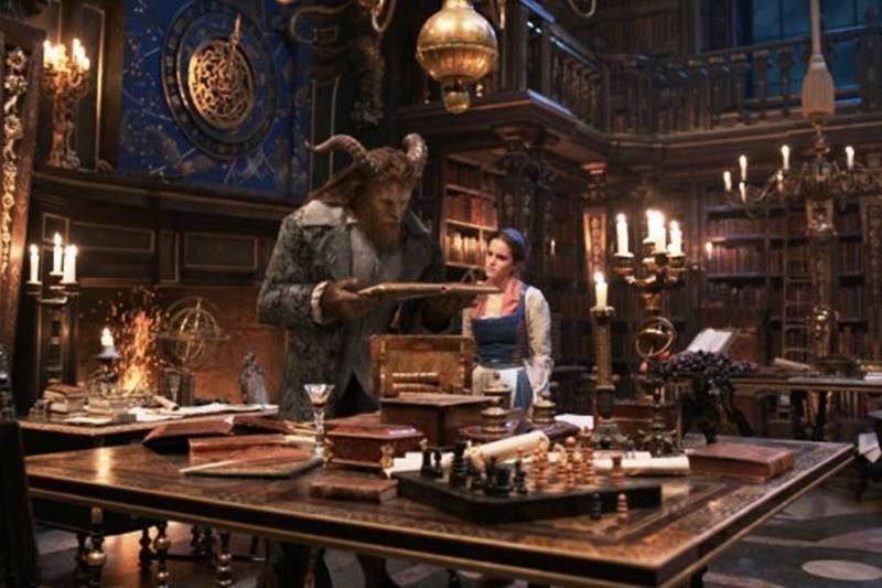 LJEPOTICA I ZVIJER 3D – obiteljska fantazija/mjuzikl