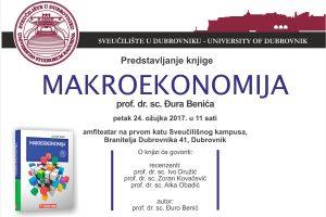 Makroekonomija Đura Benića @ Sveučilišni kampus
