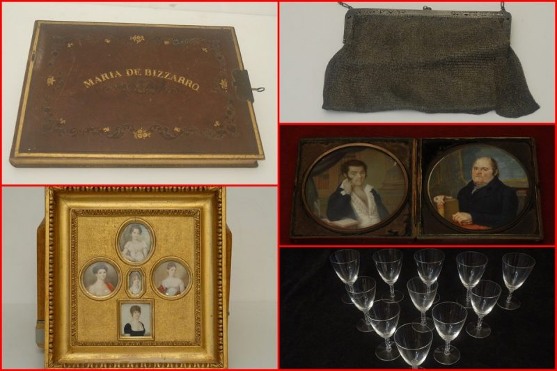 FUNDUS BOGATIJI ZA 150 PREDMETA Dubrovački muzeji otkupili dio ostavštine obitelji Bona!