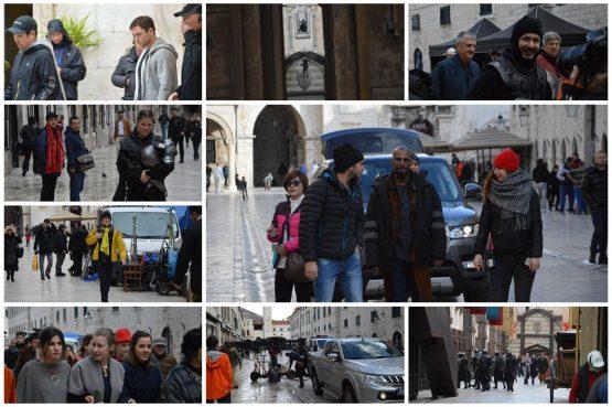 FOTOGALERIJA 'Mr. Grey' nije došao na set, ali zato jesu Jamie Foxx i Taron Egerton