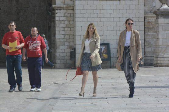 FOTOGALERIJA Tko uživa u sladoledu, tko u šetnji, a tko pak u suncu?