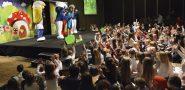 FOTO/VIDEO Štrumpfovi oduševili dubrovačke mališane