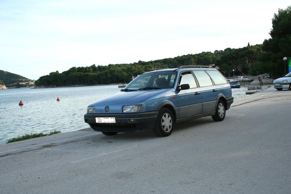 VW Passat, 2.0 GT karavan
