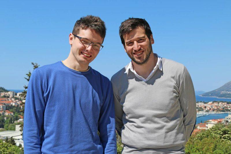 APLIKACIJA DUEAT Toni Sekulo i Ivan Bačić: Dubrovniku smo ponudili nešto što dosad nije imao