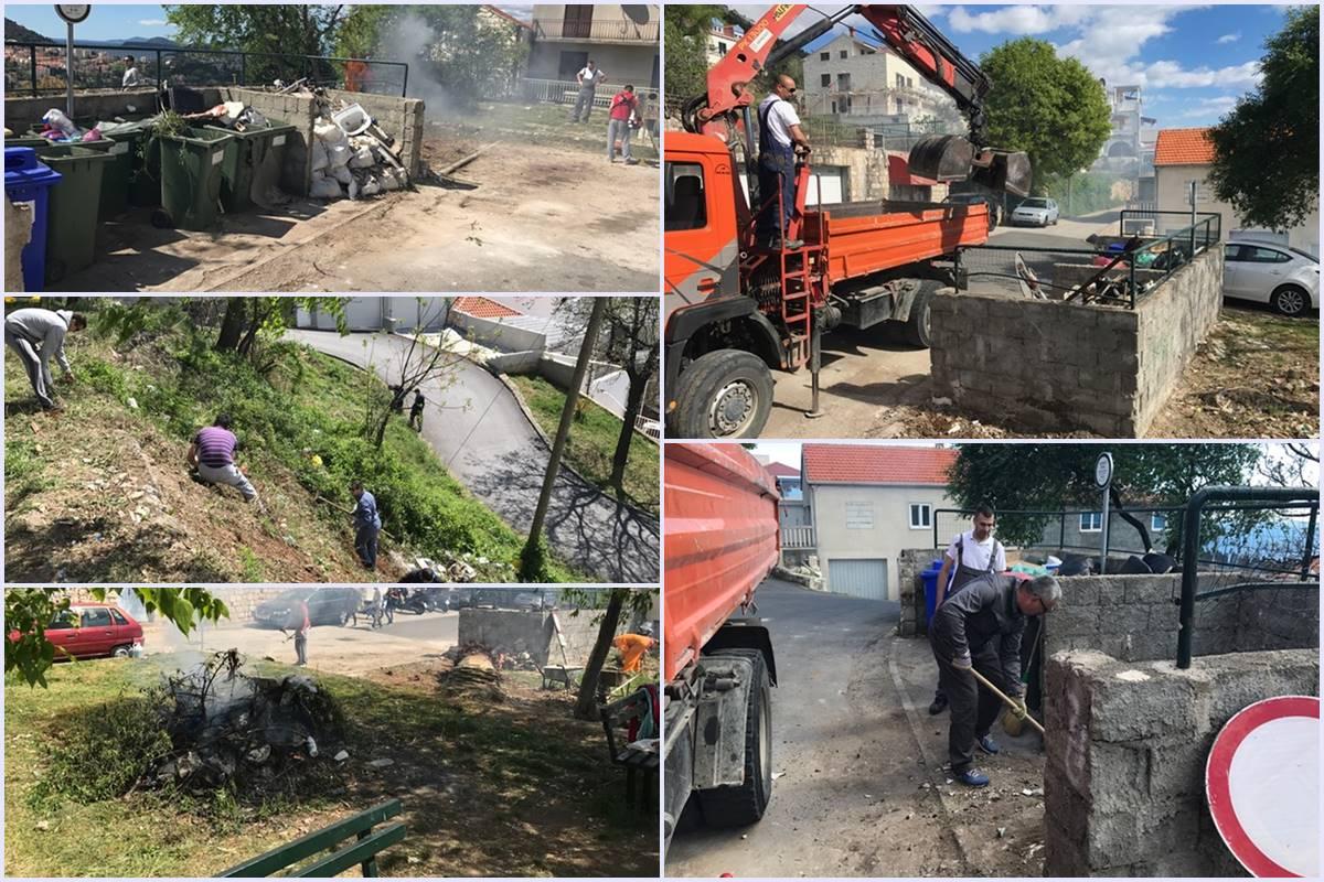 Kono - Akcija čišćenja - građani