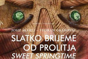 Josip Škerlj i Vedran Grabovac - 'Slatko brijeme od prolitja' @ Dom Marina Držića