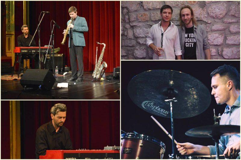 ODLIČAN KONCERT U LAZARETIMA KRAJEM TRAVNJA Jazz 'četverac' vodi vas u autorsku večer