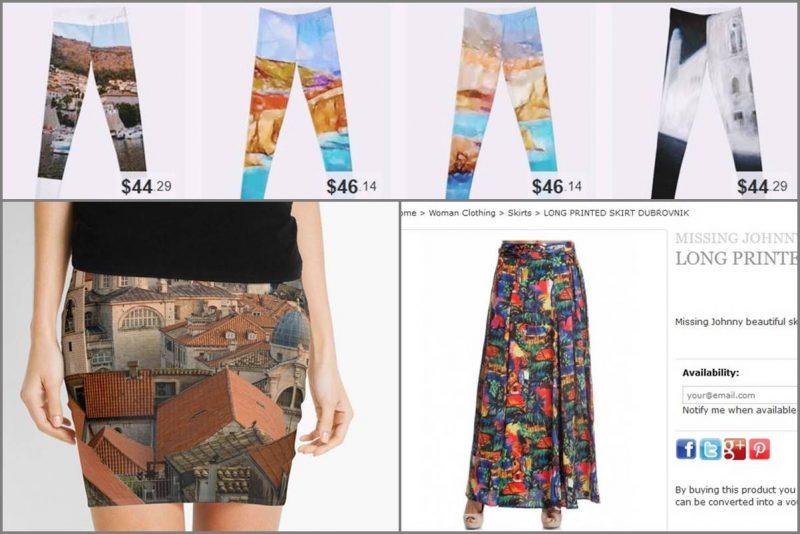 KAKVA KOLEKCIJA Ljeto stiže, želite li nositi veste i suknje s motivima Grada?