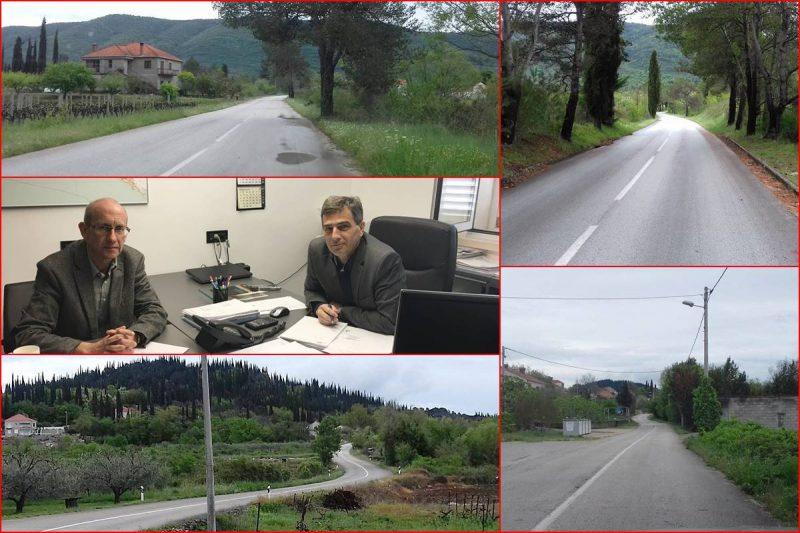 FOTO Lasić u ŽUC-u: Dogovorena izgradnja cesta i nogostupa kroz cijele Konavle