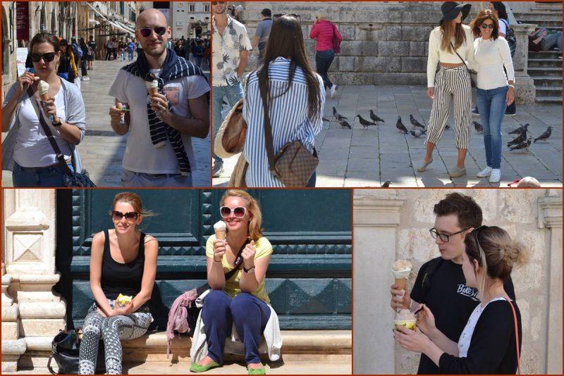 FOTOĐIR Sladoledom protiv vrućine!