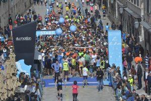 DU MOTION Dubrovnik u pokretu: Stižu trkači sa svih kontinenata