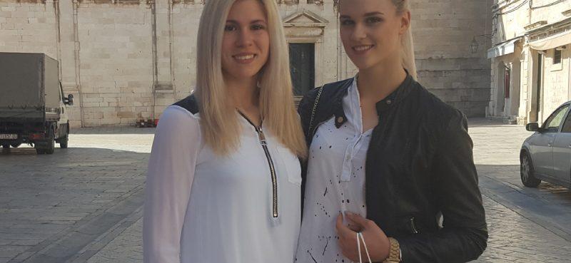 SESTRE JURKOVIĆ Veloluške zlatne blizanke 'melju' konkurenciju