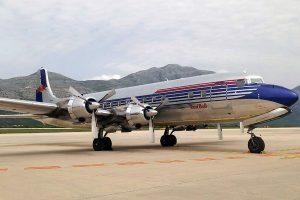 VRAĆEN IZ AFRIKE Bivši Titov zrakoplov navratio u Čilipe