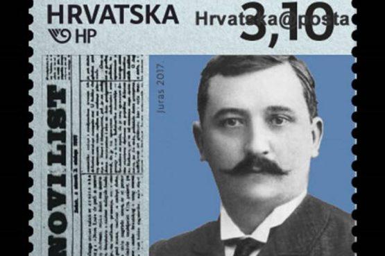 ZASLUŽENO Poznati Cavtaćanin dobio poštansku marku