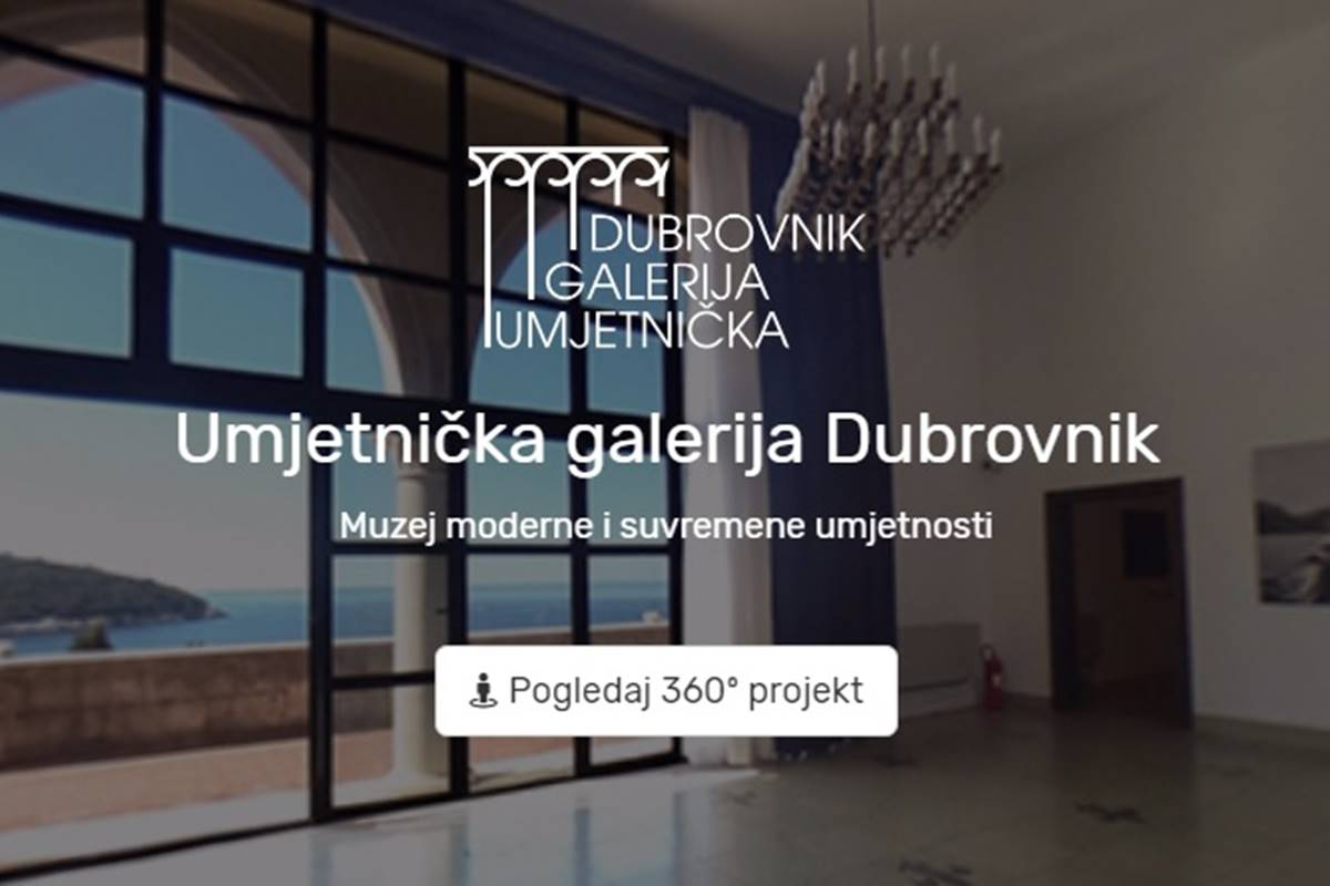 Umjetnička Galerija Dubrovnik 360