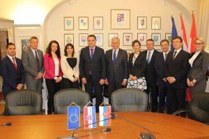 Potpisan Sporazum o suradnji Dubrovačko-neretvanske županije i Regije Prešov
