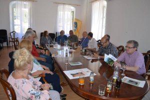 FOTO / VIDEO Održan prvi međunarodni susret Južnohrvatskog ogranka Društva hrvatskih književnika