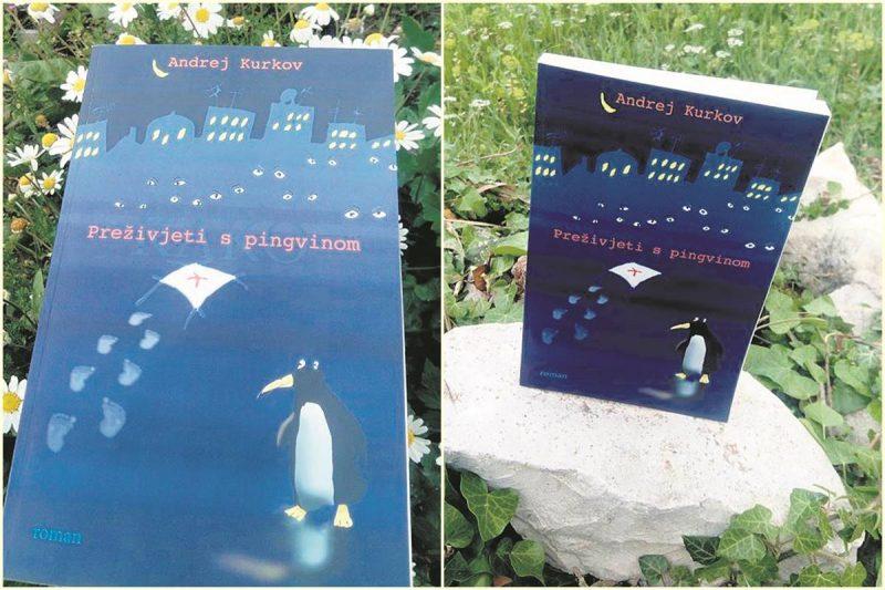 KNJIŽEVNI KANTUN Kako je živjeti s pingvinom?
