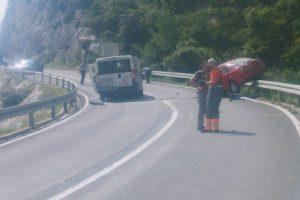 U 16 prometnih nesreća jedna osoba smrtno stradala