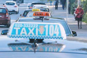 ODAZIV MANJI OD OČEKIVANOG 250 prijava za taksi dozvole
