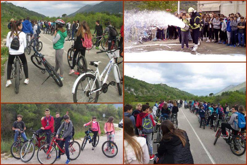 FOTO Tradicionalna biciklijada učenika i učitelja