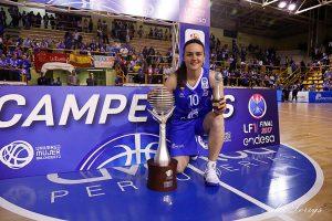Dubrovkinja Carmen Miloglav prvakinja Španjolske!