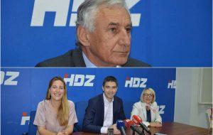 Franković i Dobroslavić: Uvjereni smo u pobjedu, Dubrovnik i županija utvrde HDZ-a
