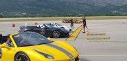 STREETGASM Porsche, Aston Martin, Bentley… Luksuzni automobili na dubrovačkom aerodromu!