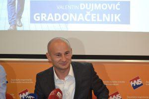 VALENTIN DUJMOVIĆ: Gradonačelnika ne bira Franković na kavi s Perom Vićanom, to će učiniti građani u nedjelju
