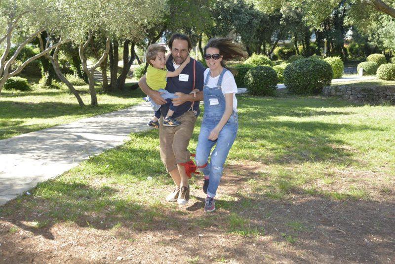 FOTO Obiteljsko druženje uz smijeh, zabavu i natjecateljski duh