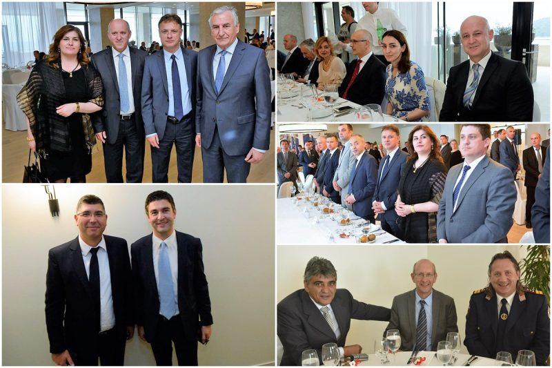 FOTOGALERIJA Tko se sve odazvao svečanom ručku povodom Dana županije?
