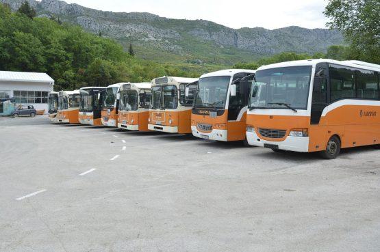 Libertas ima novi vozni red, evo kako prometuje vaša linija