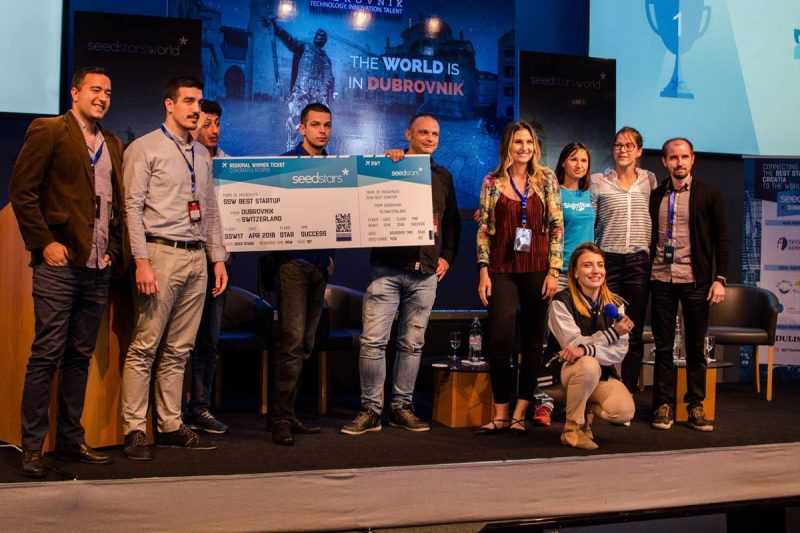 SEEDSTARS NATJECANJE Dentologix najbolji hrvatski startup