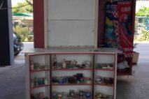Štand za prodaju suvenira