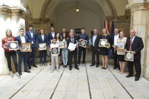 FOTO Oni su županijski sportski laureati 2016.!