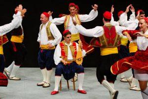 68. IGRE: Folklorni ansambl LINĐO @ Taraca tvrđave Revelin