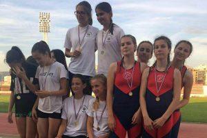 ATLETIKA Devet medalja na Prvenstvu Dalmacije