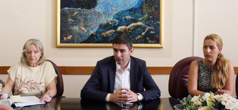 Franković na sastanku s direktorima gradskih tvrtki