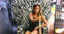 Zvijezda serije 'CSI Miami' Eva LaRue uživa u Dubrovniku