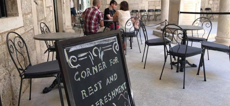 KUTAK ZA OSVJEŽENJE Od danas na kavu 'kod kneza'