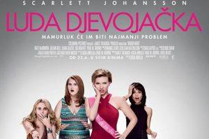LUDA DJEVOJAČKA – komedija @ KIno Jadran